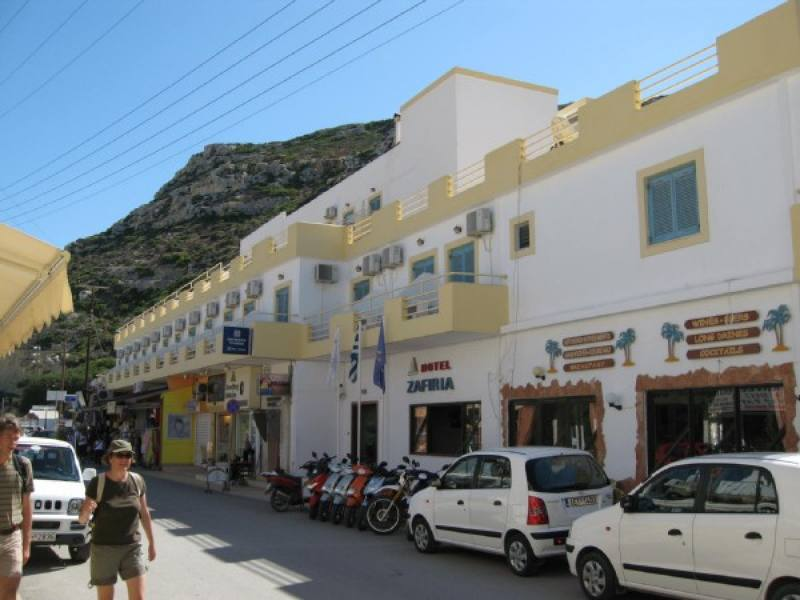 Hotel Zafiria - Matala - Heraklion Kreta